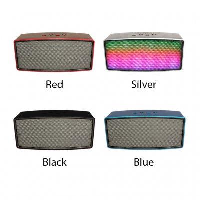 Bluetooth Speaker With LED Light & TF Card Slot_PE4797