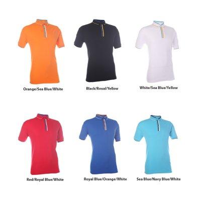Cotton Interlock Polo T-shirt_PA10CI