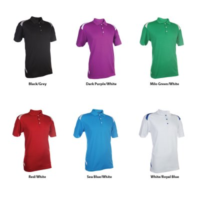 Dri Fit Short Sleeve Polo_PA34DF