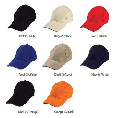 Brush Cotton Cap_PC03CP