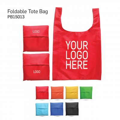 BAG FOLDABLE TOTE BAG_PB15013