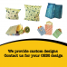 Beewax Reusable Food Bag_PLF2535 (2pcs in a set)