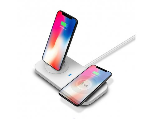 4 in 1 Multi Port USB Wireless Charger Hub Station_PE308R
