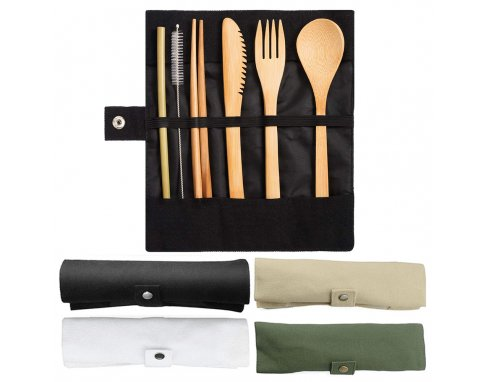 Bamboo Cutlery Set_PH3038GM