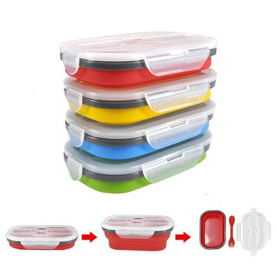 Foldable Lunch Box_PH1650R