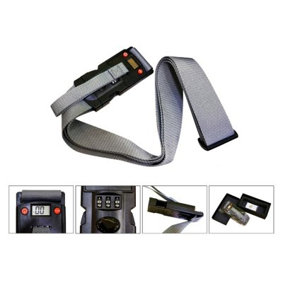 LUGGAGE STRAP WITH DIGITAL WEIGHING SCALE_PTR018