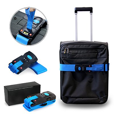 LUGGAGE STRAP WITH WEIGHING SCALE_PTR1042