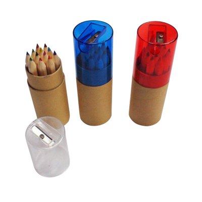 Wooden colour pencil set_PP110PS